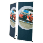 Ex-T Banner Stand